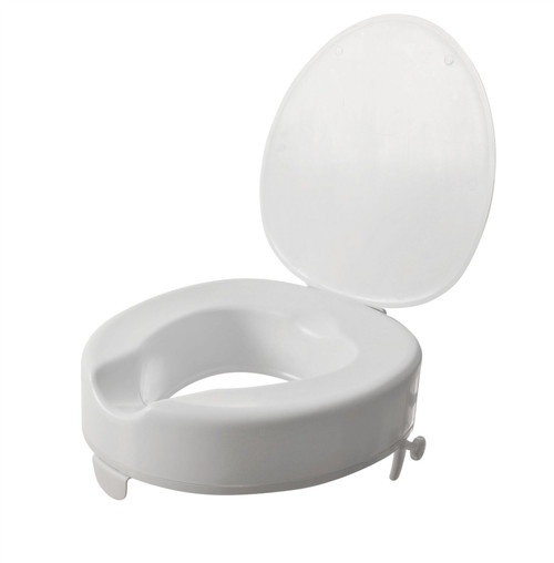 4'' Serenity Toilet Seat with Lid