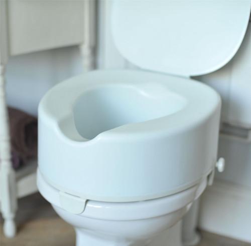 6'' Serenity Toilet Seat Raiser