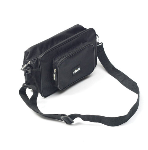 RT-WCBAG4 Black Nylon Pannier Bag for Scooters and Wheelchairs