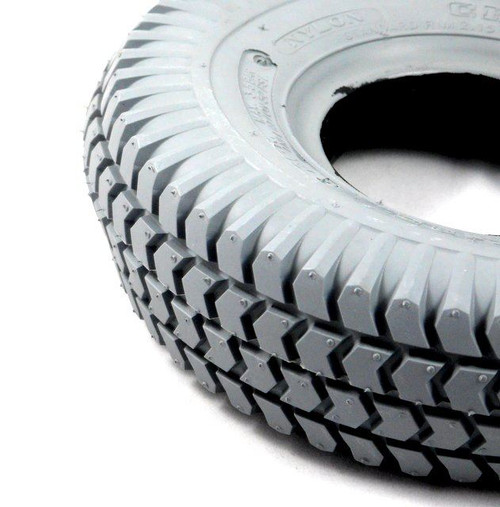 3.00-4 300X4 3.00X4 260X85 Grey Block Tread Innova Tyre Gray