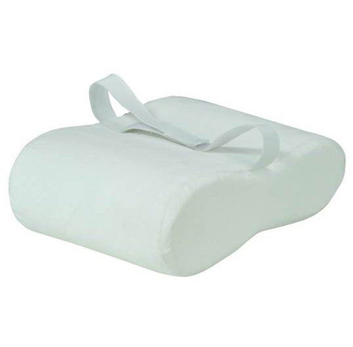 VM936d Memory Foam Leg Pillow Rest Comfort Cushion Aid with Washable Cover and Strap to hold in place