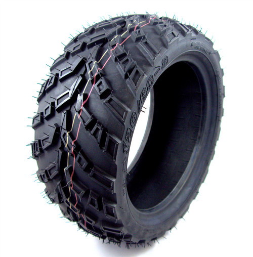 TS8FU717 120/60-8 Black Pneumatic Scooter Tyre fits TGA Vita X Front Wheels