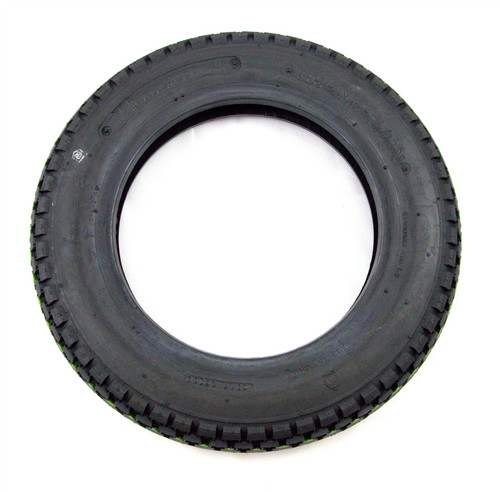 2.50-8 250 x 8 Black Pneumatic Scooter Mobility Tyre for Power chairs block tread replacement tyre spare for Sterling Diamond