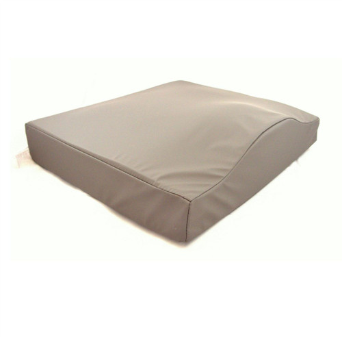 Drive Contoured Pressure Relief Cushion Made from Gel Chamber and Foam Top 18''x16''x3'' With Waterproof Removable Cover