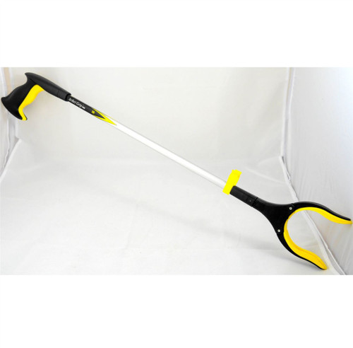 HA8432 Arthri Grip Helping Hands Deluxe Swivel Head Handy Reacher Grabber Litter Picker Extended Reach for Elderly Pick Up Tool