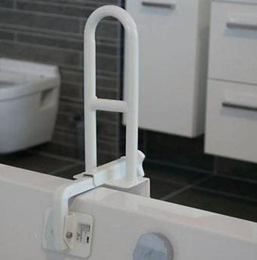Able2 Removable Atlantis Bath Tub Grab Bar Handle Rail Mobility Bathing Aid