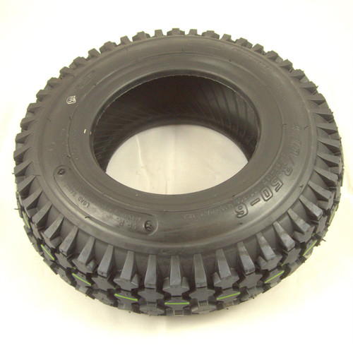 4.10/3.50-6 410/350-6 Black Block Tread Mobility Scooter Replacement Pneumatic Tyre inflatable 50psi Cheng Shin CST