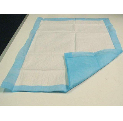 60 x 60 cm Disposable Incontinence Bed Pad Absorbant Sheet Mat for Adults Bed Mattress Protector