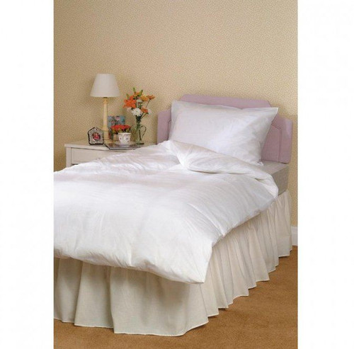 Single Bed Plastic PVC Heavy Duty Water Proof Duvet Bedding Protector Cover Incontinence Protection V10SINGLE Verna Care Shop Nursing Aids