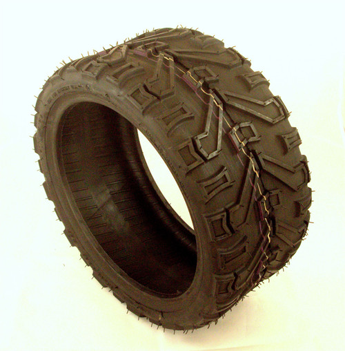 160/40-10 Black Pneumatic Mobility Scooter Tyre fits TGA Vita X made by Unilli