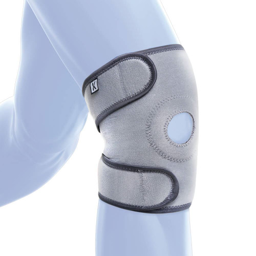 Kedley Pro-light Neoprene Ajustable Strap Knee Support with Open Patella KED019