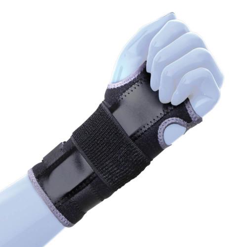 Kedley Aero-Tech Neoprene Wrist Splint Support with Removeable Metal Splint Unisex One Size Left or Right
