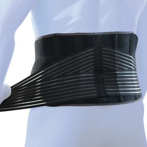 KED029 Kedley Aero-tech Neoprene Advanced Back Support Lower Back Pain Lumbar Support