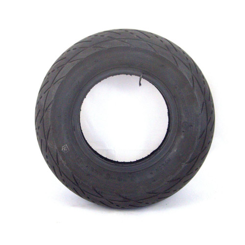 3.00-5 Black Mobility Scooter Tyre With Sport Tread Cheng Shin Drive Envoy 8 Plus