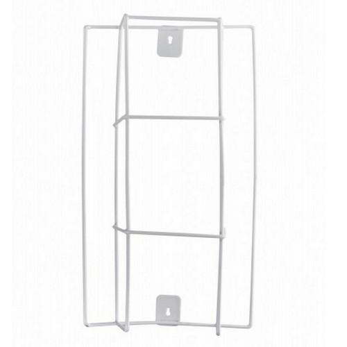 Triple Glove Box Dispenser Wall Disposable Latex Nitrile Vinyl White Frame Premier Trio