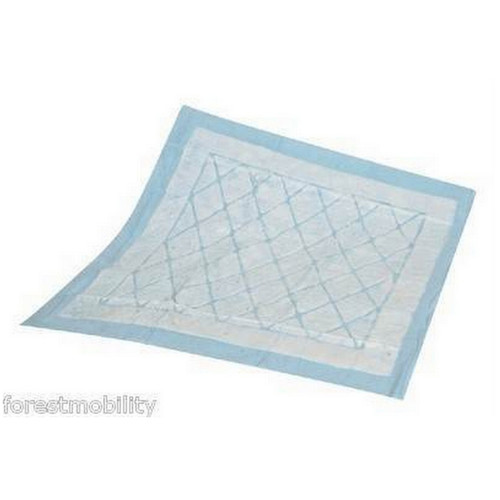 60 x 60cm Disposable Incontinence Bed Beds Absorbent Mats 254119 Abena Abri Soft Superdry