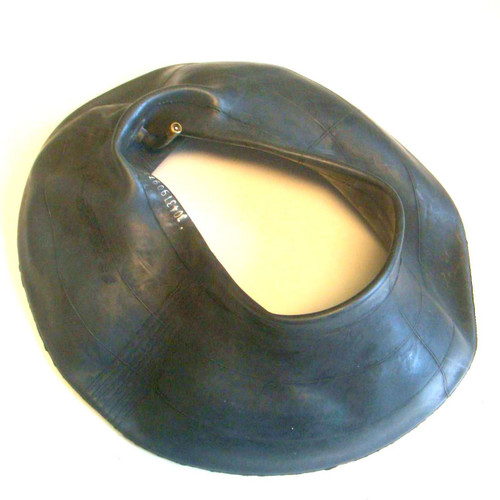 13/500x6 Replacement inner tube for mobility scooters such as TGA Breeze 4 with bent metal valve for easier inflating