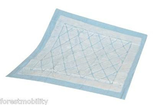 60x60cm Per 60 Abena Abri-soft Disposable Baby Changing Absorbent Mats Throw Away Sheets Ideal for Potty Training