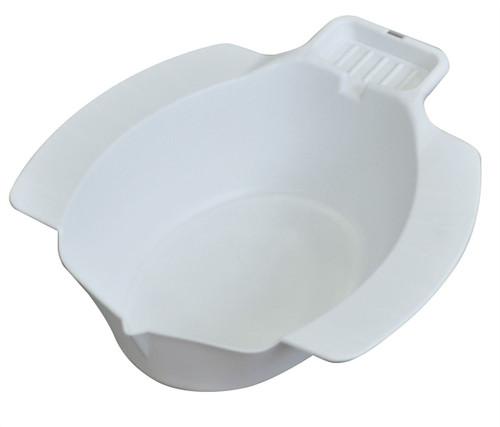 Aidapt White  Plastic Portable Bidet Washing Aid Travel