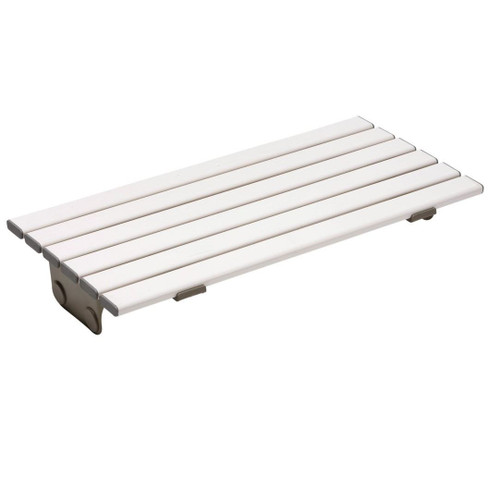 Drive 6 Slatted Bath Board Assist Bathroom Help to get into Bath White Adjustable Width