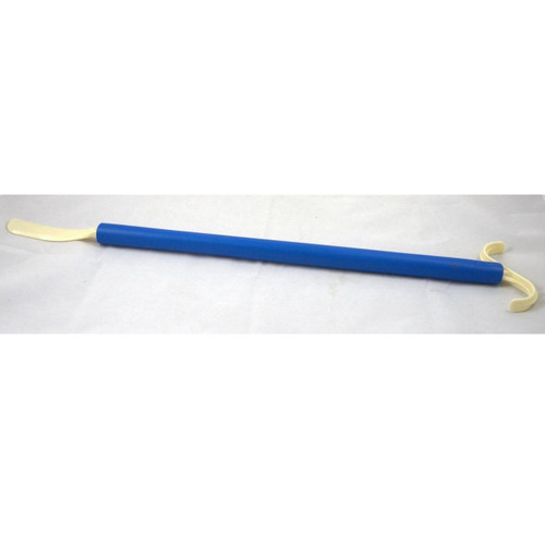 Dressing Stick Clothes Helper Shoe Horn Limited Mobility Disability Aid Padded 24'' Shoe Horn