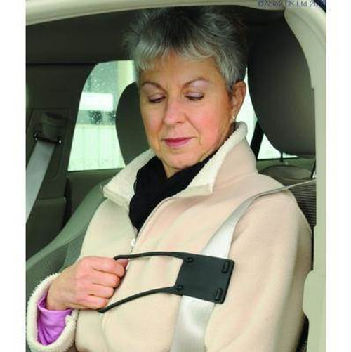 Handy Seat Belt Reacher Grabber Handle - Car Disability Aids for the Elderly