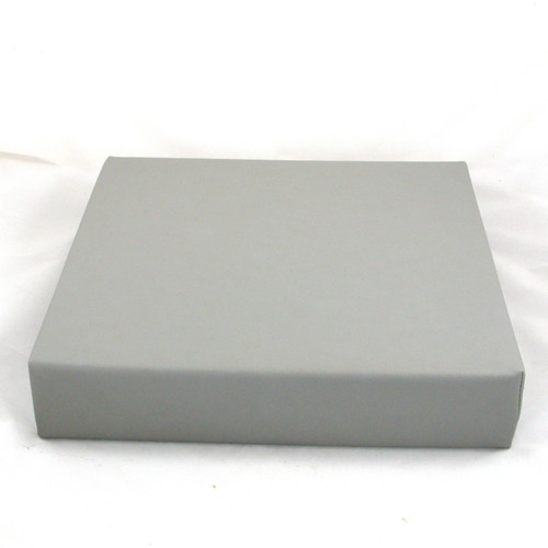 16x16x3'' Easy Clean Waterproof Vinyl Wheelchair Foam Cushion