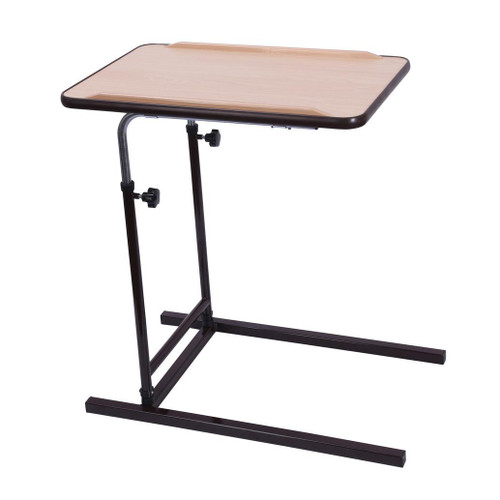 Drive Langton Overbed Table Height Adjustable Hospital Table Nursing Home 251-45