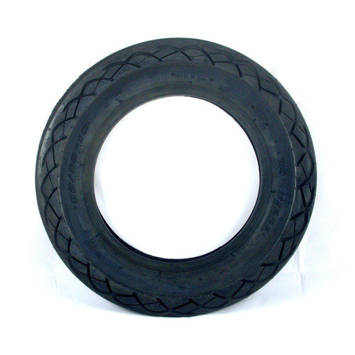 Unilli Black Mobility Scooter Tyre Size 90/80-10 16x4-10 Electric Mobility Rascal Vision Spare Parts Replacement Wheels