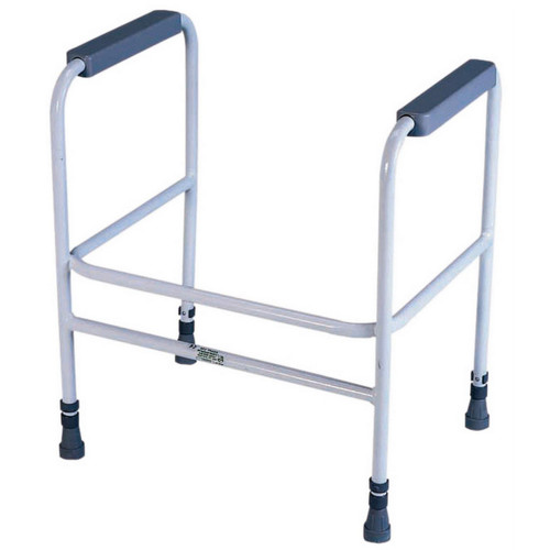Aidapt Toileting Frame Toilet Aid Surround Height adjustable Bathroom disability