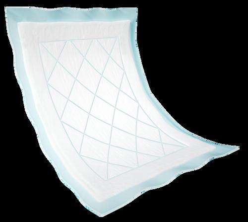 Disposable 60 x 90cm bedpads, Abena Abri Soft Superdry per 25,