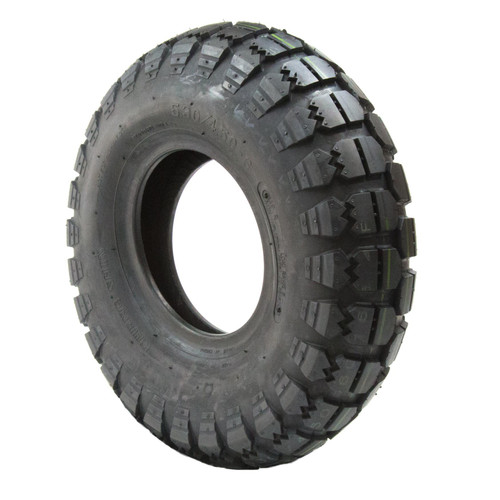 5.30/4.50 - 6 Black block pneumatic tyre cheng shin