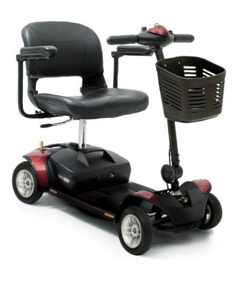 Go-Go Elite Traveller 12ah 4mph Boot scooter