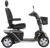 Pride Colt Executive 8mph 100ah Heavy Duty Mobility Scooter in Grey