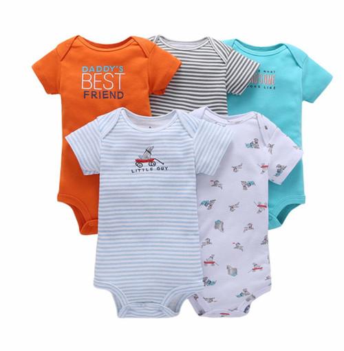 Organic Cotton Baby Bodysuits  Organic Baby Clothing