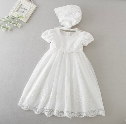 Baby Girls baptism dress
