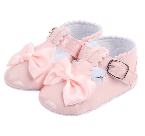 baby toddler pink patent mary janes