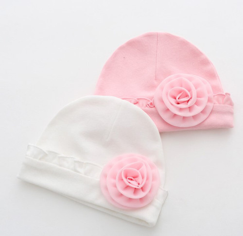 Baby cotton coming home hats