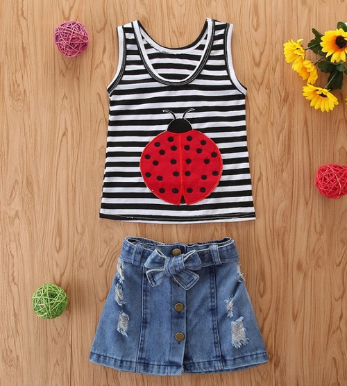 toddler ladybug outfit