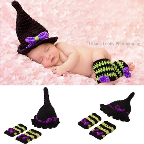 baby witch photography prop