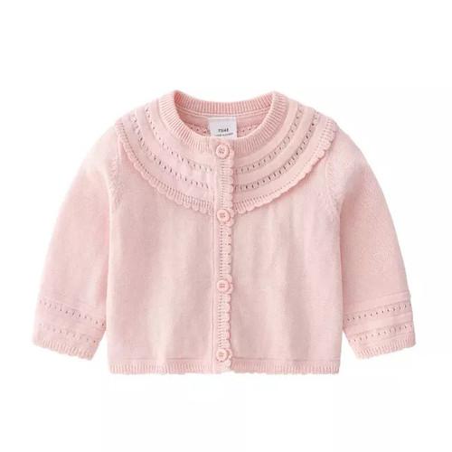 Baby Toddler Pink Cardigan