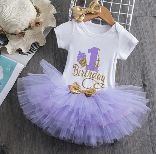 baby first birthday outfit