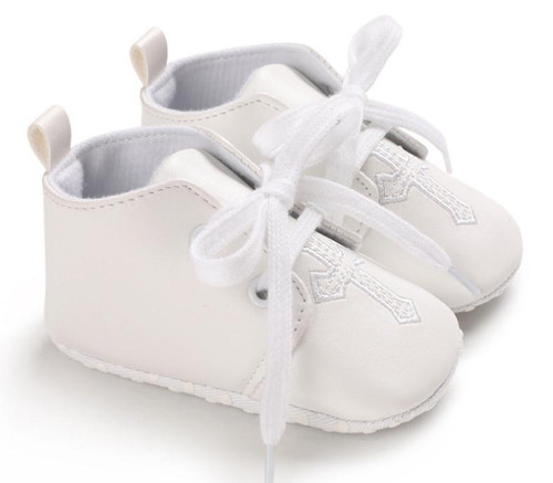 baby boy silver cross shoes