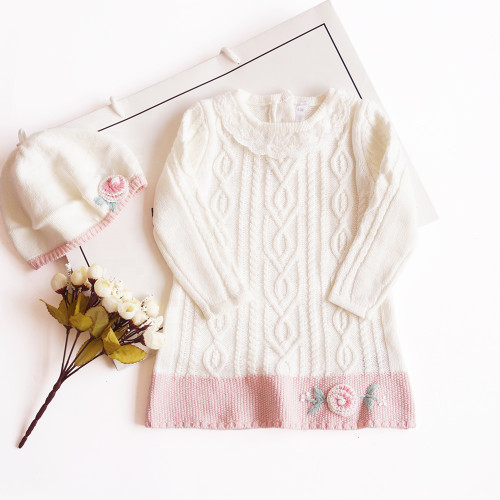 baby girl knit dress