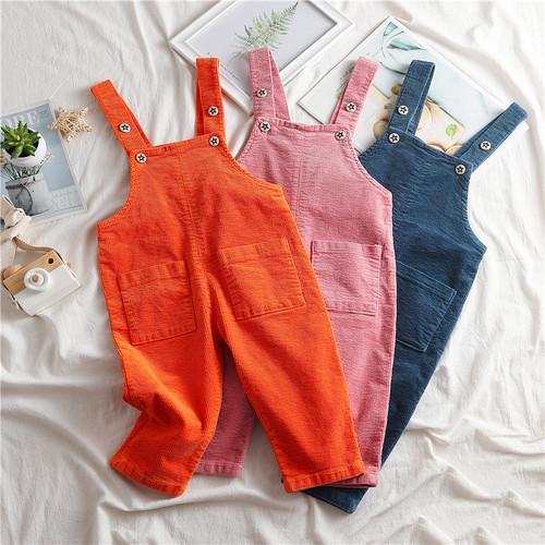 baby corduroy overalls