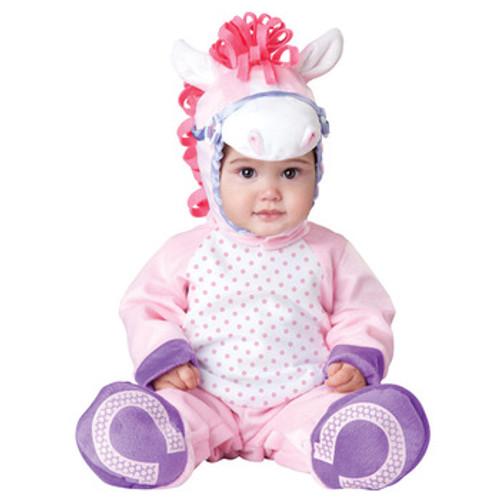 baby toddler girl pony halloween costume