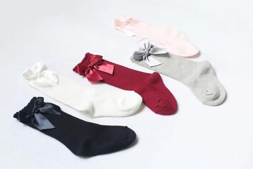 baby toddler knee high socks