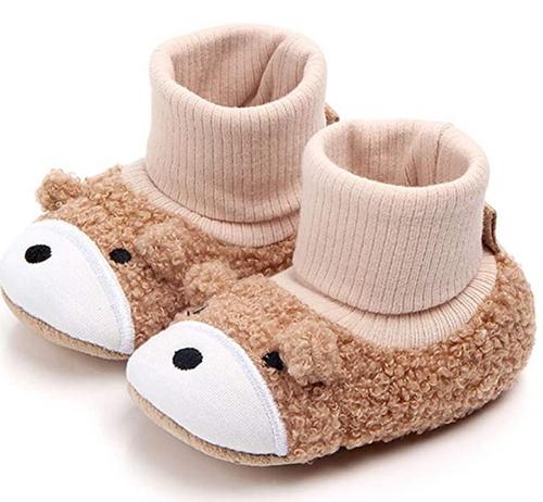 baby bear booties