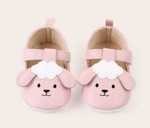 girls sheep shoes