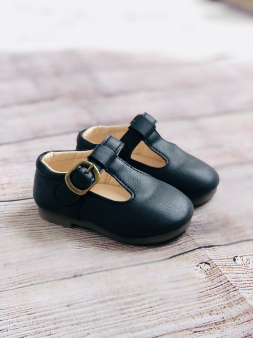 baby girls black mary janes
